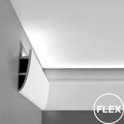 Orac Decor C374 Flex gięta listwa sufitowa oświetleniowa