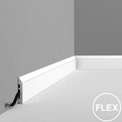 Orac Decor SX172 Flex gięta listwa przypodłogowa