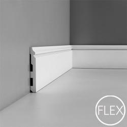 Orac Decor SX118 Flex gięta listwa przypodłogowa