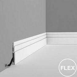 Listwa przypodłogowa SX180F Flex